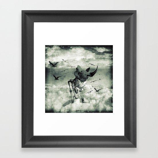 Krag Framed Art Print