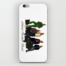 The Almond Brothers Band iPhone & iPod Skin