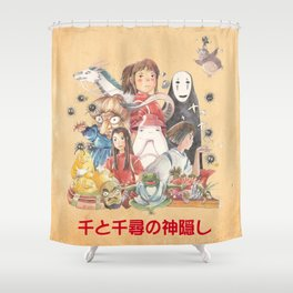 Magical Memory Shower Curtain