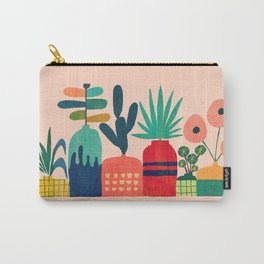 Plant mania Carry-All Pouch