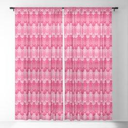 Sisterhood Paper Chain Sheer Curtain