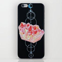 Cosmic Heart iPhone Skin
