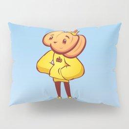Pumpkin Guy Pillow Sham