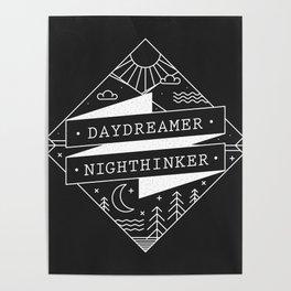 daydreamer nighthinker Poster