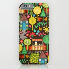 woodland lemonade iPhone 6s Slim Case