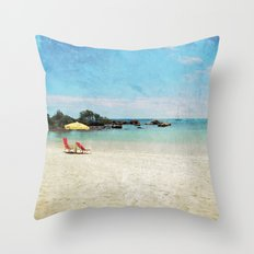 sizzle Throw Pillow