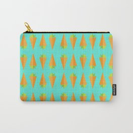Carrot Veg Out Carry-All Pouch