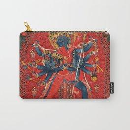 Chakrasamvara and Consort Vajravarahi Tantra Carry-All Pouch