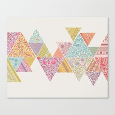Triunity Canvas Print