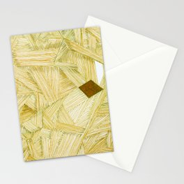 The Open Door Mustard Palette Stationery Cards