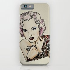 Sucide girl Monroe Slim Case iPhone 6s