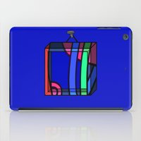frames iPad Cases featuring Frames 01 by Stefan Stettner
