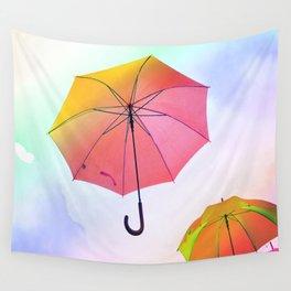 umbrella 3 Wall Tapestry
