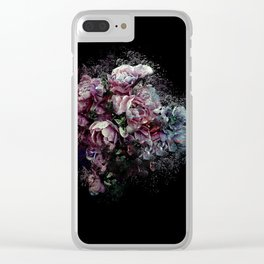 Splash of Colour Clear iPhone Case