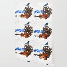 Music Collage Wallpaper