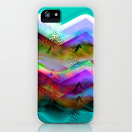 Ocean-Race  no21 iPhone Case