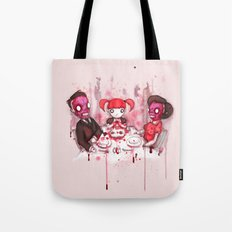 Give Us This Day Tote Bag