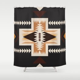 apres ski Shower Curtain