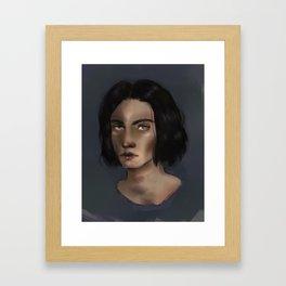 Baz-Carry On Framed Art Print
