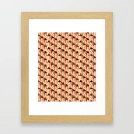 KEVINNNNN! Framed Art Print