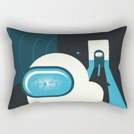 An Impostor Among Us Rectangular Pillow