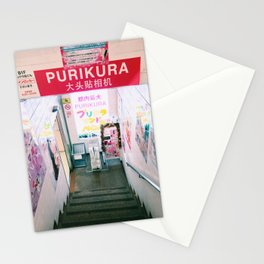 Purikura Stationery Cards