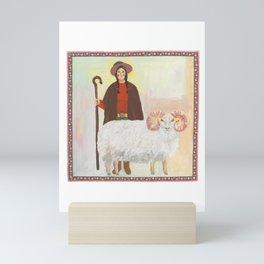 Aries Mini Art Print