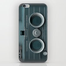 Camera Vintage Stereo  iPhone & iPod Skin