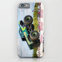 Swamp Thing airborne iPhone Case