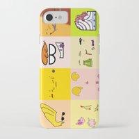 cartoons iPhone & iPod Cases featuring Classic Cartoons by DanielBergerDesign