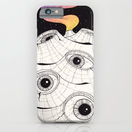 planets have ears iPhone Case