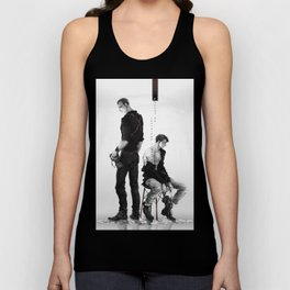 Cherik: Cannot be Contained in Words Unisex Tank Top