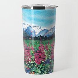 Girdwood Valley Travel Mug