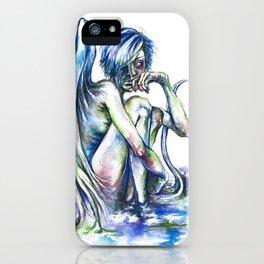 Creature of the Swamp iPhone Case