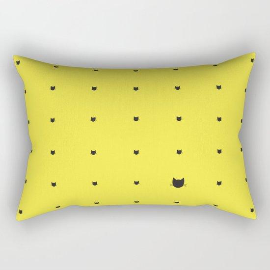 Cat Pattern 05 Rectangular Pillow