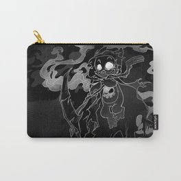 Deathly Bear Carry-All Pouch