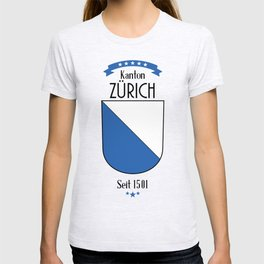 Canton of Zurich T-shirt