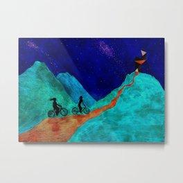 The ride 03 Metal Print
