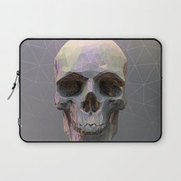 Skull Colorful Wires 1 Laptop Sleeve