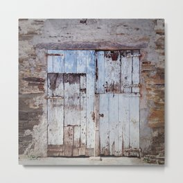 Doors of Perception 60 Metal Print