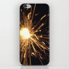 i see sparks iPhone & iPod Skin