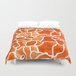 Actually, It Can Get Pretty Loud in Here Duvet Cover