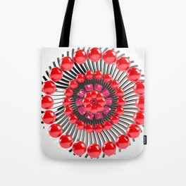 Candy pie Tote Bag