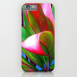 Nice Curves iPhone Case