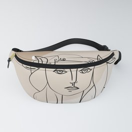 Picasso peace Women Fanny Pack