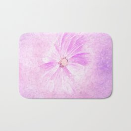 Softly In Pink Bath Mat
