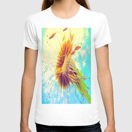 Dandalion explosion T-shirt