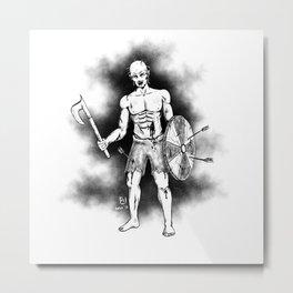 Draugar Metal Print