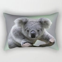 Koala Bear Rectangular Pillow