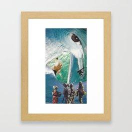 'untitled' Framed Art Print